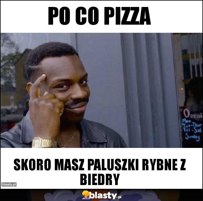 Po co pizza