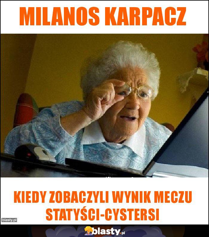 Milanos Karpacz