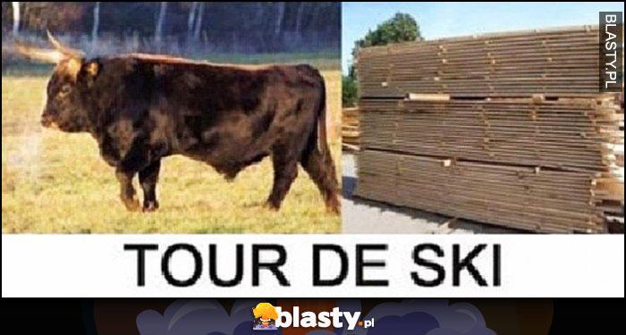 Tour de ski tur deski