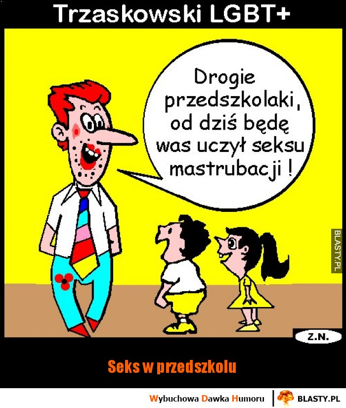 Seks w przedszkolu