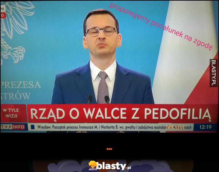 rząd walczy z pedofilią