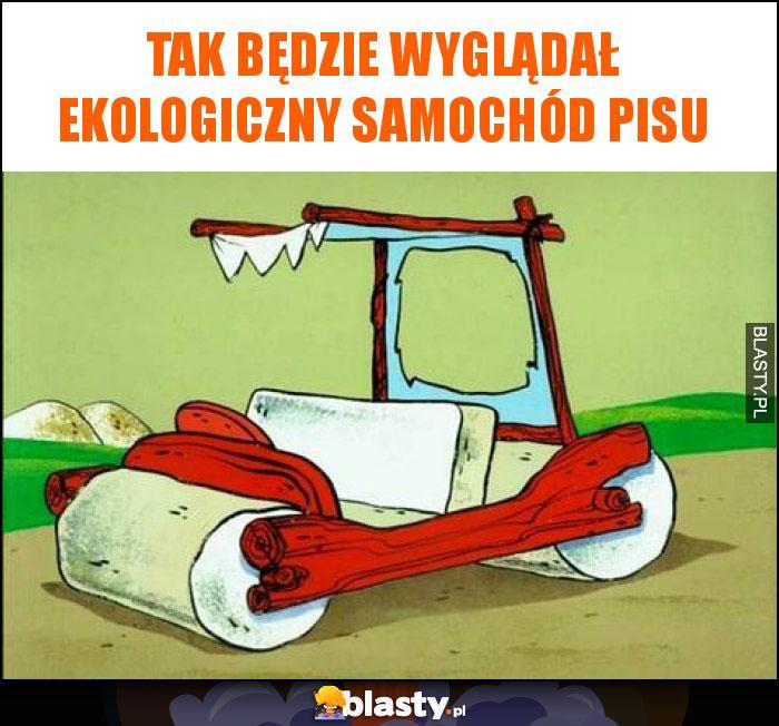 Tak będzie wyglądał ekologiczny samochód PiSu