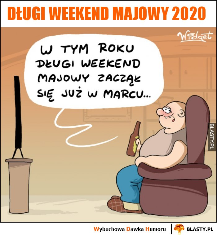 Długi weekend majowy 2020