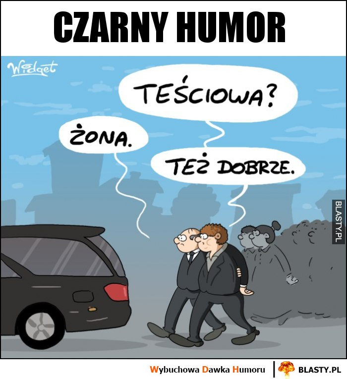 CZARNY HUMOR
