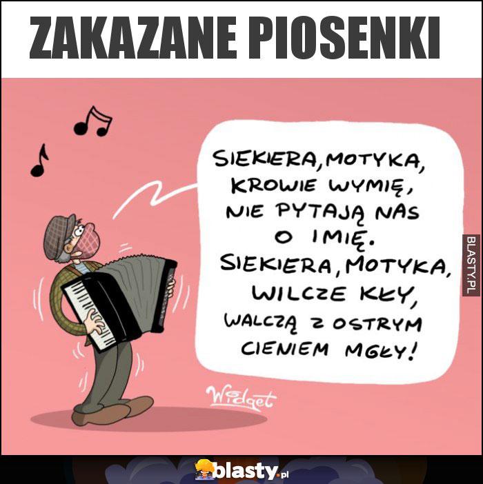 Zakazane piosenki