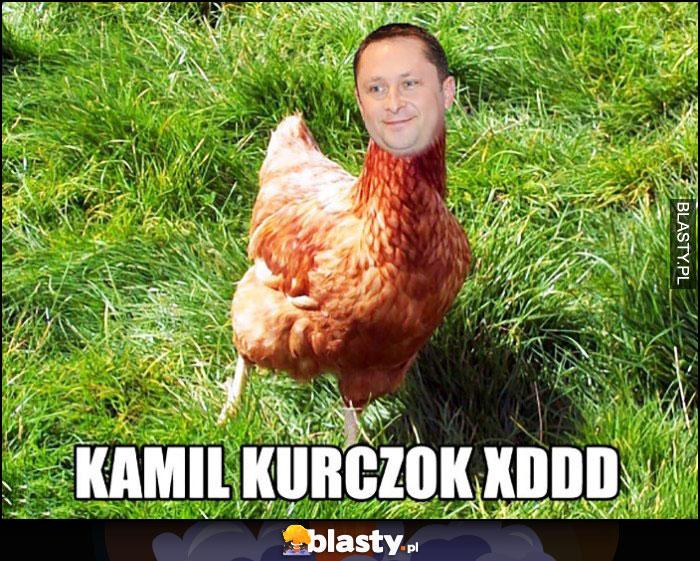 Kamil Kurczok Durczok kurczak przeróbka