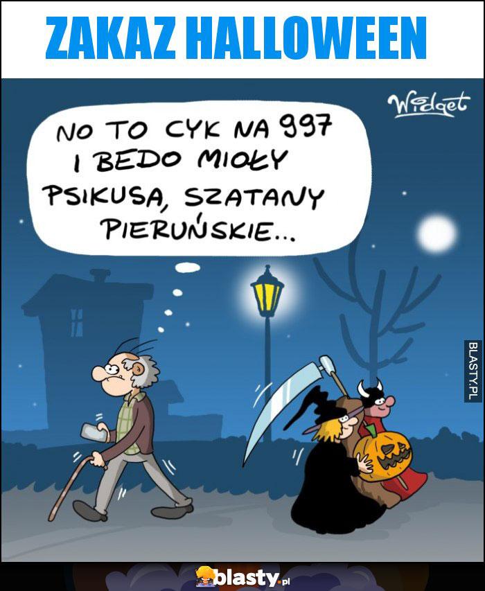 Zakaz Halloween