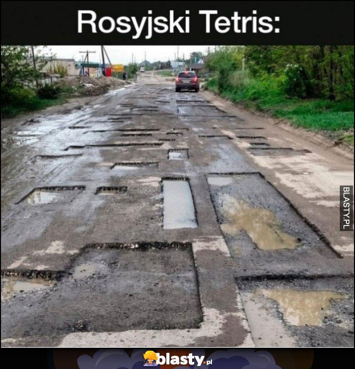 Rosyjski tetris
