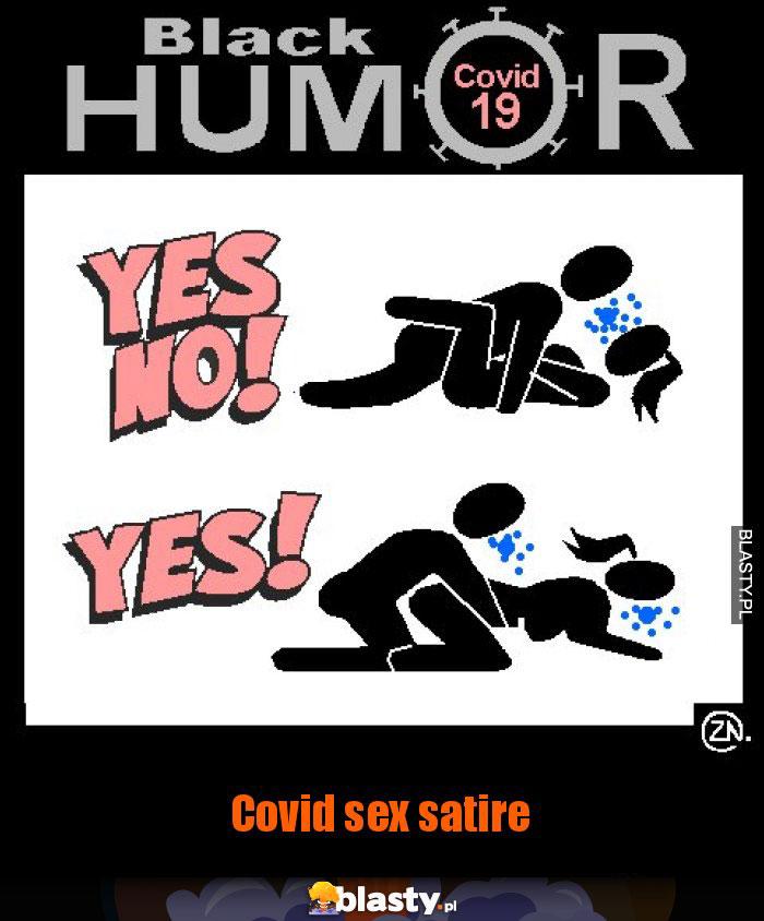 Covid sex satire