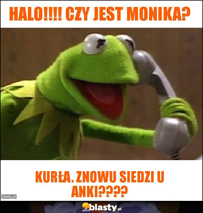 Halo!!!! Czy jest Monika?