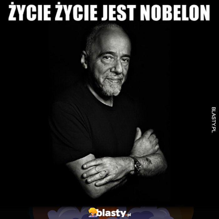 Życie życie jest nobelon Paulo Coelho klan