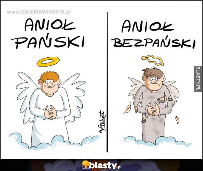 Aniołowie