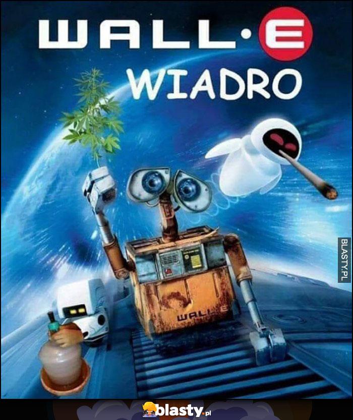 Wall-E wiadro bajka przeróbka