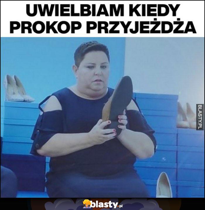 Wellman uwielbiam kiedy Propop przyjeżdża wącha buta
