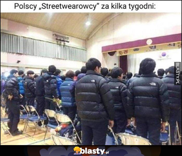 Polscy streetwearowcy za kilka tygodni wszyscy w takich samych kurtkach