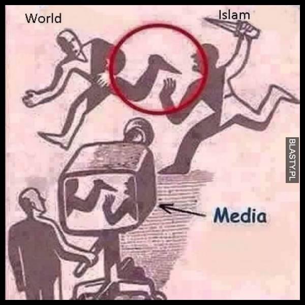 Media takie są